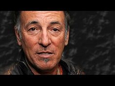 Bruce Springsteen ● His face 1967-2015 Bravo to whoever put this together