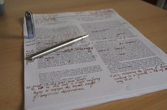 How to Write a Paper for College Literature Classes -- via wikiHow.com