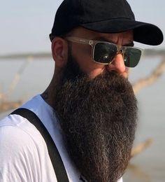 Walrus Mustache, Beard No Mustache, Epic Beard, Full Beard, Great Beards, Awesome Beards, Hipster Noir, Hair And Beard Styles, Long Hair Styles