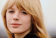Marianne Faithfull. Londres 1965