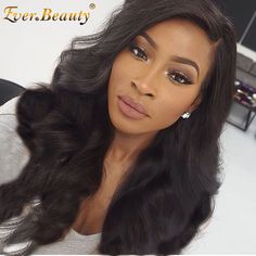 360 Lace Wigs 180% Density Full Lace Human Hair Wigs For Black Women Indian Virgin Body Wave Pre Plucked 360 Lace Frontal Wigs