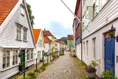 Ytre Markeveien Bergen by terjthor Bergen, Architecture, City, Arquitetura, Architecture Illustrations, Cities