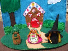 Hansel and Gretel Story Fun.