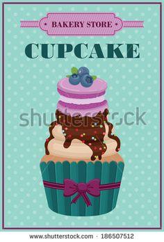 Cupcakes Stock Photos, Cupcakes Stock Photography, Cupcakes Stock Images : Shutterstock.com
