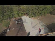 ALL TERRAIN RESEARCH Episode 1 - Caleb Moore Polaris RZR Backflip Jump