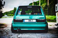 #volkswagen #golf #mk1 #mk1golf #gti #torquoise #low #stancenation #stanceworks #stanced #perfect #want #goalsaf by https://t.co/dBexfSHWpZ