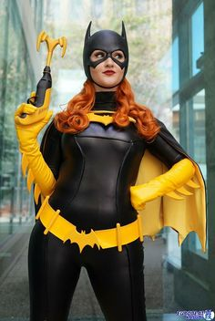 Holly Brooke (USA) as Batgirl. Photo I by: Lucky Monkey Photography Photos II and III by: Eurobeat Kasumi Photography Batgirl Cosplay, Cosplay Boy, Marvel Cosplay, Cosplay Costumes, Freaks And Geeks, Kawaii Cosplay, Dc Characters, Character Modeling, American Comics