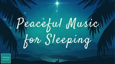 Peaceful Music for Sleeping: Ambient Sleep uses peaceful ambient music that makes you sleepy and deep sleep. I made this video for sleeping, but it can be used as meditation music.
