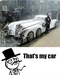 Gentlemans car