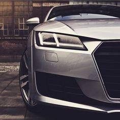 """""""The new Audi TT #audi #auditt"""""""