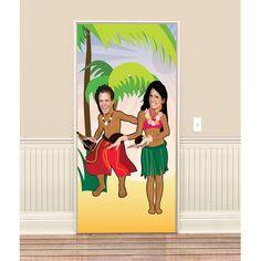 fancydressvip - Big Hawaiian Photo Fun Face in a Hole Door Summer Prop Decoration, £4.99 (http://www.fancydressvip.com/themes/hawaiian/2-metre-photo-fun-face-hole-hawaiian-door-summer-prop-decoration/)
