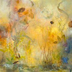 "Saatchi Online Artist: Deedra Ludwig; Oil, 2012, Painting ""The Power of Nature"""