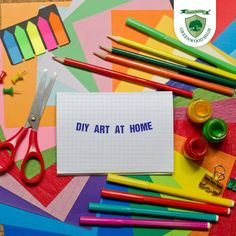 As summer camps have known for years, kids love to get crafty. Stock up on inexpensive arts and craft supplies such as construction paper, glue, glitter, paint, popsicle sticks, and pipe cleaners, and plan a craft time every few days for your kids.