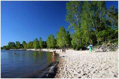 Playa del litoral uruguayo .LAS CAÑAS +++