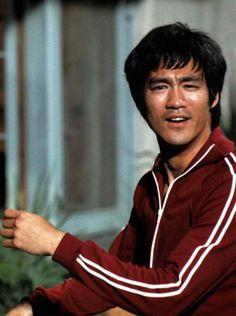 Bruce Lee from a scene in Longstreet