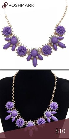 ❤Posh Statement Necklace❤ New Gorgeous Statement Necklace 💙Price is Firm Unless Bundled💙 Jewelry Necklaces