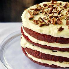 The Best Red Velvet Cake