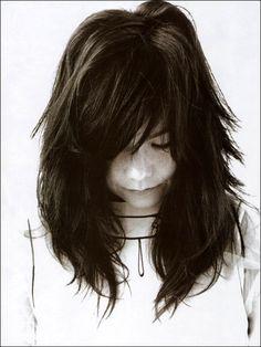 Bjork's hair. Want.
