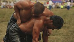 P.S. here's a GIF! | Turkish Oil Wrestling Is A Totally Legit Sport
