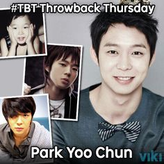 #TBT with Park Yoo Chun! Check him out in his brand new #kdrama The Girl Who Sees Smells