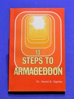 13-Steps-to-Armageddon-by-Harold-B-Sightler-1984-Paperback