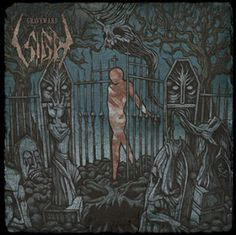 Sigh - Graveward (2015) review @ Murska-arviot