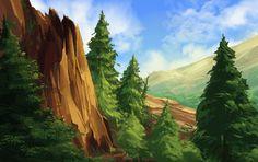 landscape painting~