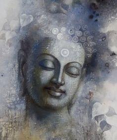 Buddha Painting Mindfulness