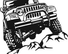 Inspirational Jeep Decal Garage Home Decor Wall Hanging Graphic Design on Home Design Creative Graphic Design Wall Decals Jeep Stickers, Jeep Decals, Truck Decals, Vinyl Decals, Wall Decals, Wall Vinyl, Jeep Willys, Jeep Wrangler, Jeep Ika