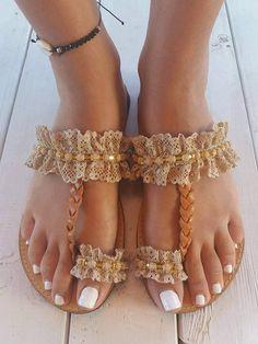 f5b8b7667 Free Shipping-Slip on sandals Handmade Greek leather Sandals Slide Sandals