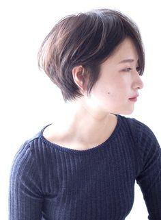 【ショートヘア】大人ショートヘア ふんわりシルエット/BEAUTRIUM 表参道の髪型・ヘアスタイル・ヘアカタログ|2016春夏