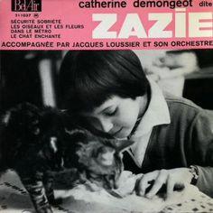 Catherine Demongeot dite Zazie (1961)
