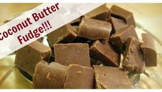 Coconut Cream Chocolate Fudge (Dairy Free)