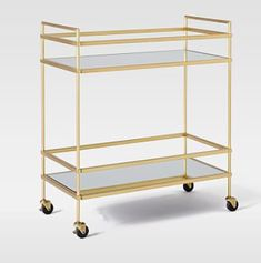 """Get fantastic pointers on """"gold bar cart decor"""". They are actually offered for you on our web site. Diy Bar Cart, Gold Bar Cart, Bar Cart Decor, Bar Chairs, Bar Stools, Lounge Chairs, Dining Chair, Outside Bars, Metal Tree Wall Art"""