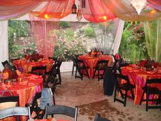 Turkish themed Party Room