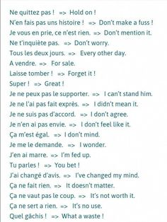 Get french expressions HD Wallpaper [] asugio-wall. Common French Phrases, Useful French Phrases, Basic French Words, How To Speak French, Learn French, Learn English, French Language Lessons, French Language Learning, French Lessons