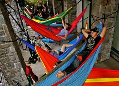 eno Hammock. i need this, especially when i go to college!