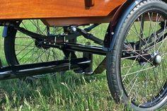 Workcycles Nijland Classic trike, XL