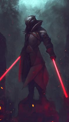 Darth Vader redesign by DarkLoud Jedi Sith, Sith Lord, Sith Armor, Star Wars Sith, Star Wars Rpg, Star Wars Characters Pictures, Sci Fi Characters, Cyberpunk, Star Wars Concept Art