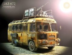 Maybe use an Aoshima Isuzu bus kit to make one of these. Mad Max, Zombie Vehicle, Kombi Home, Death Race, Zombie Apocalypse, Dieselpunk, Cyberpunk, Concept Cars, Scale Models