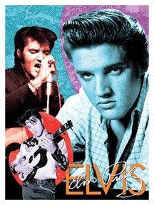 Elvis Presley 500pc Lenticular Puzzle