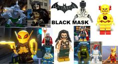 https://flic.kr/p/NKvESg | I want that LEGO do this ! | Hello folks, it's Alex THELEGOFAN here with some Super Heroes minifigures from Marvel, Dc Comics... LEGO never made all these minifigs, they appear in video games or customs figs but custom are s**t ! The largest picture are the coolest and my favorites minifigures that LEGO can made. Names : Doomsday, Malekith, Black Mask, Flash reverse, Firefly, Odin, Bat-mite, Aquaman, Ragnarok, Cheetah, Mystique and Heimdall.