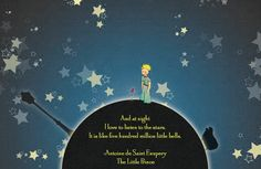 ✯ Wish Upon the Stars ✯ The Little Prince