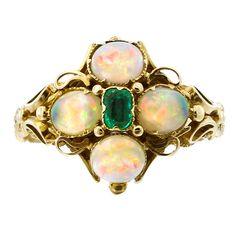 Gerard McCabe Antique Ring