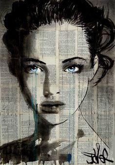"Saatchi Art Artist LOUI JOVER; Drawing, ""prim"" #art"