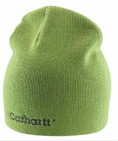 Carhartt Women s Rib Knit Beanie - Green Tea. Soft and warm.  giftsforher 5c677691b9cb