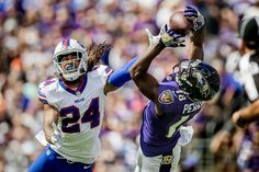 Week 1: Bills vs. Ravens