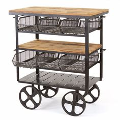 Delicatessen Cart