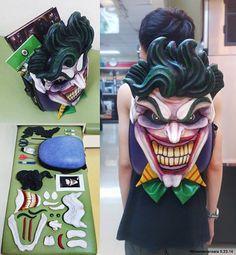 'Why so studious?' Joker Comics Version Backpack by Jose Manansala