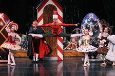 The Nutcracker Ballet, the Sugar Plum Fairies